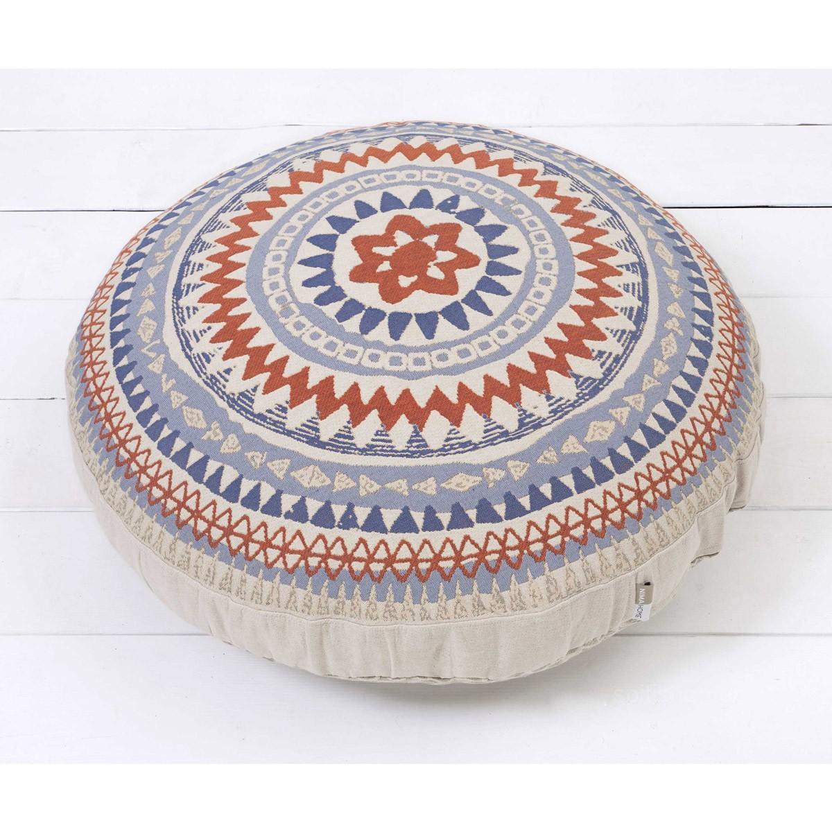 Διακοσμητικό Πουφ Nima Floor Pillows Anahita Coral 89482