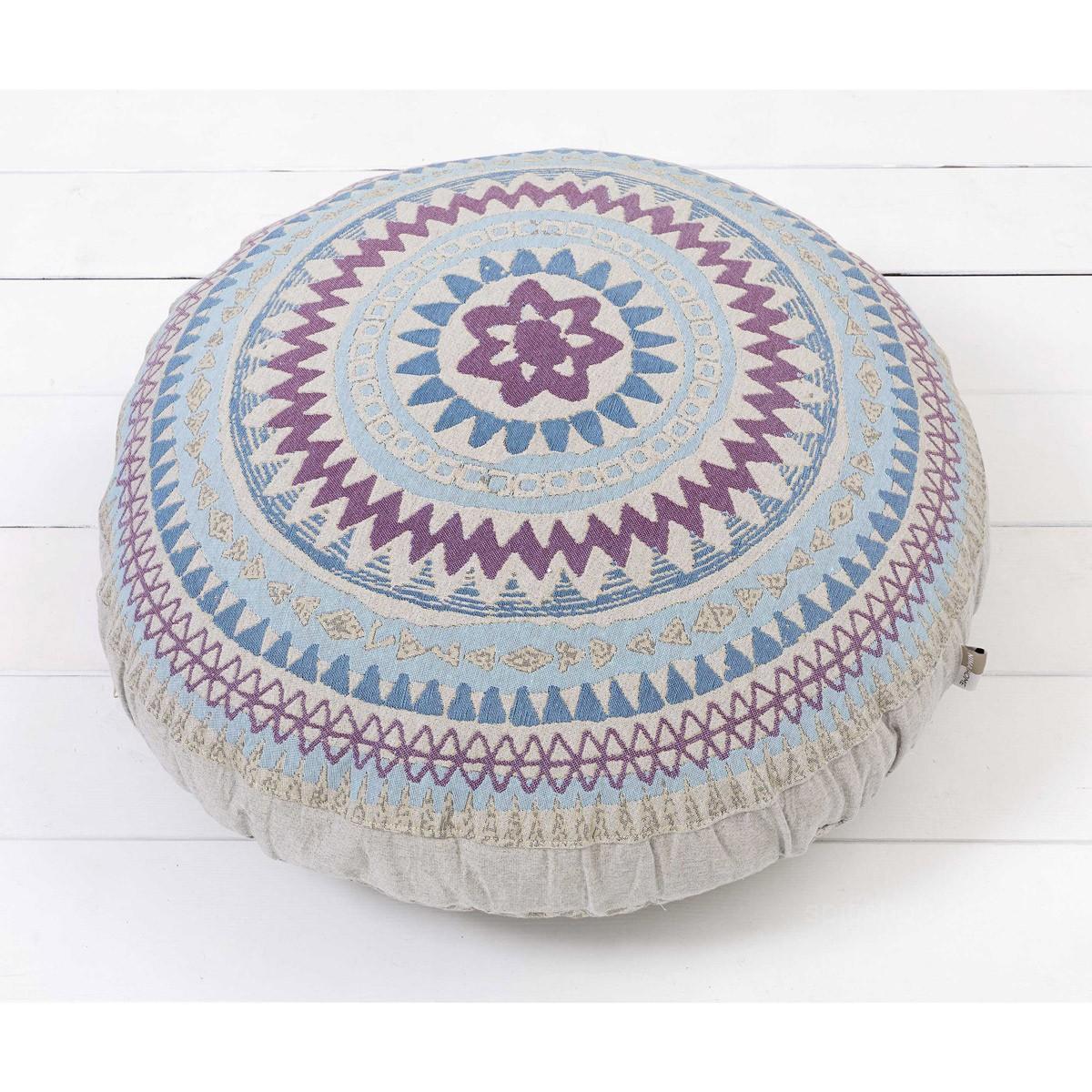 Διακοσμητικό Πουφ Nima Floor Pillows Anahita Lilac 89483