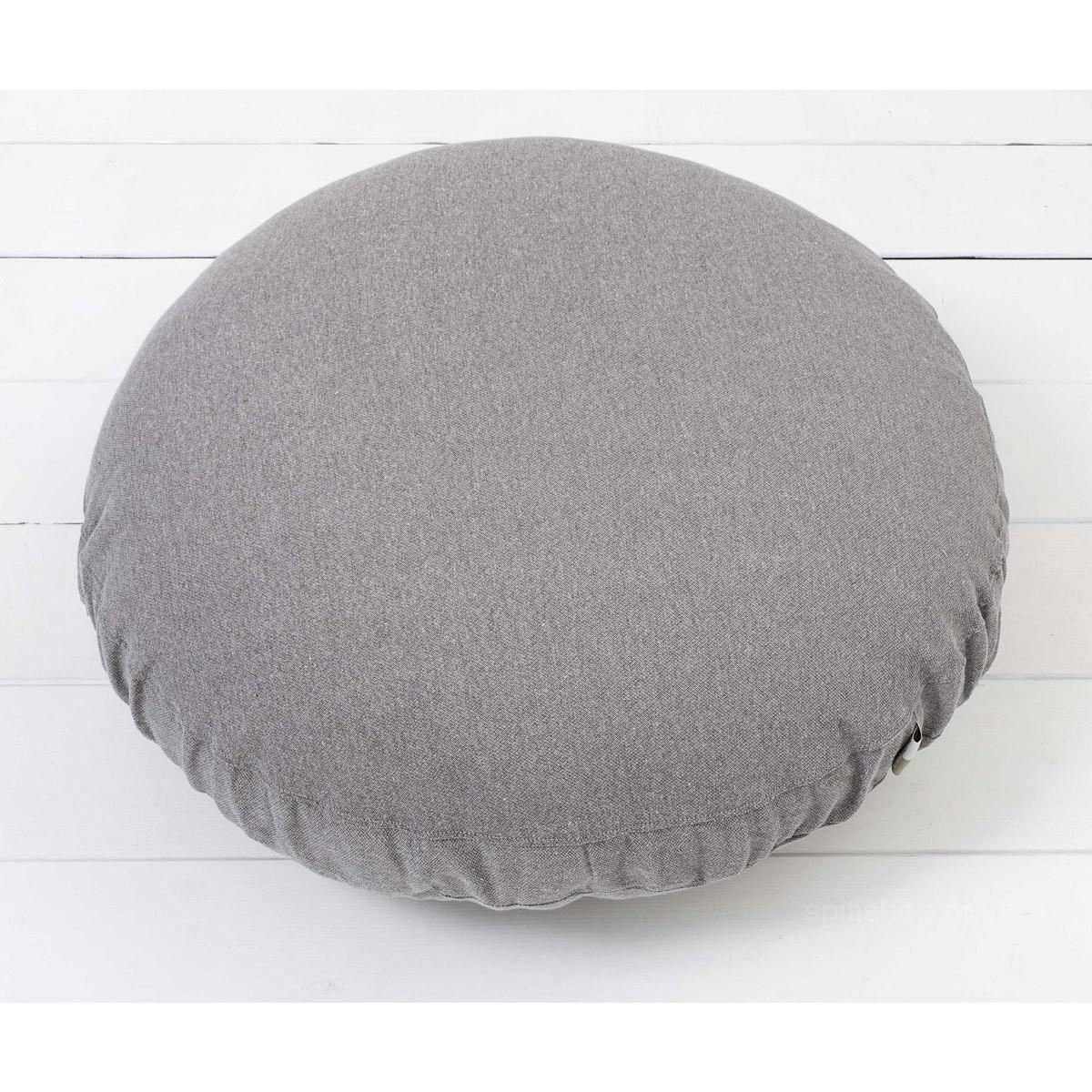 Διακοσμητικό Πουφ Nima Floor Pillows Rondo Grey 89484