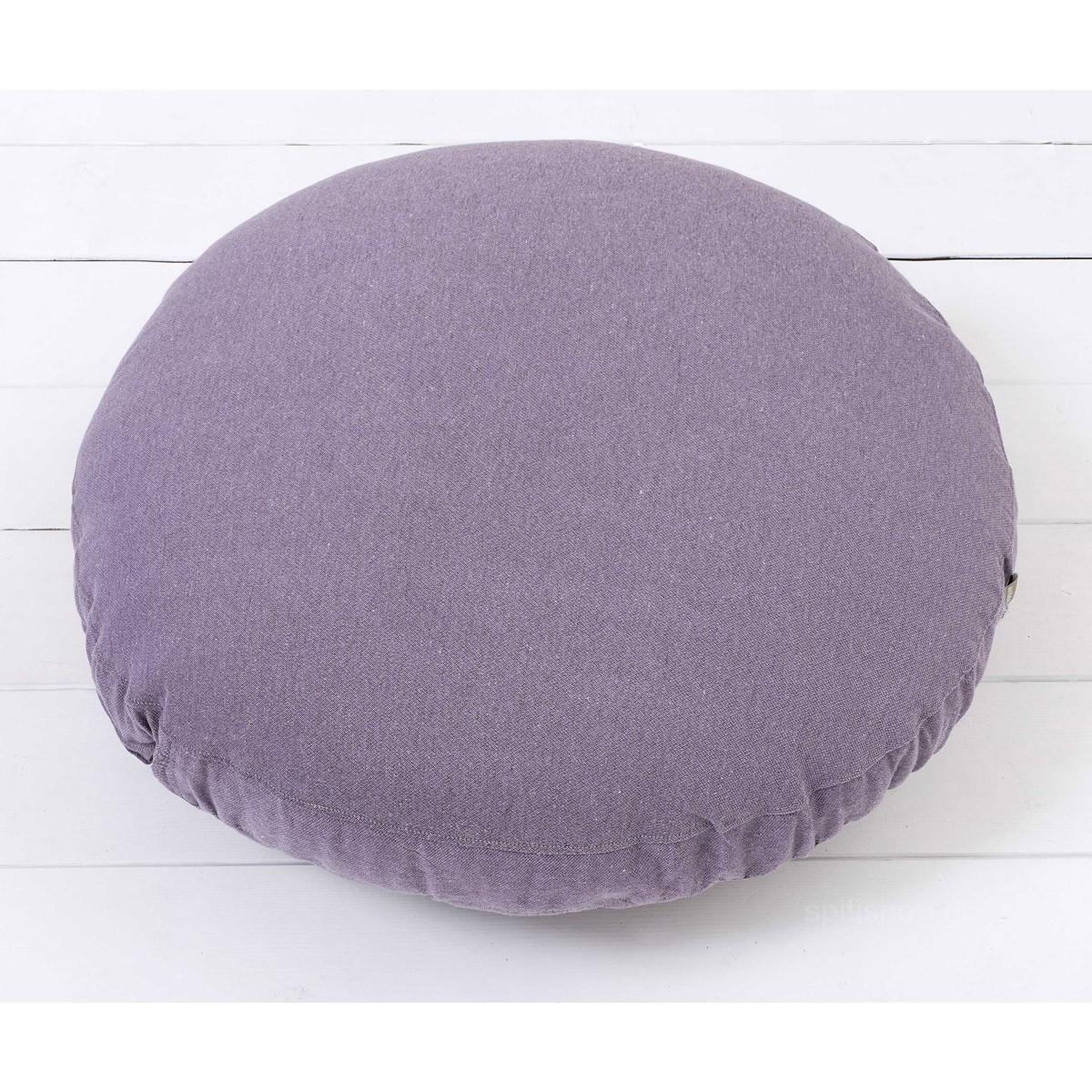 Διακοσμητικό Πουφ Nima Floor Pillows Rondo Lilac 89487
