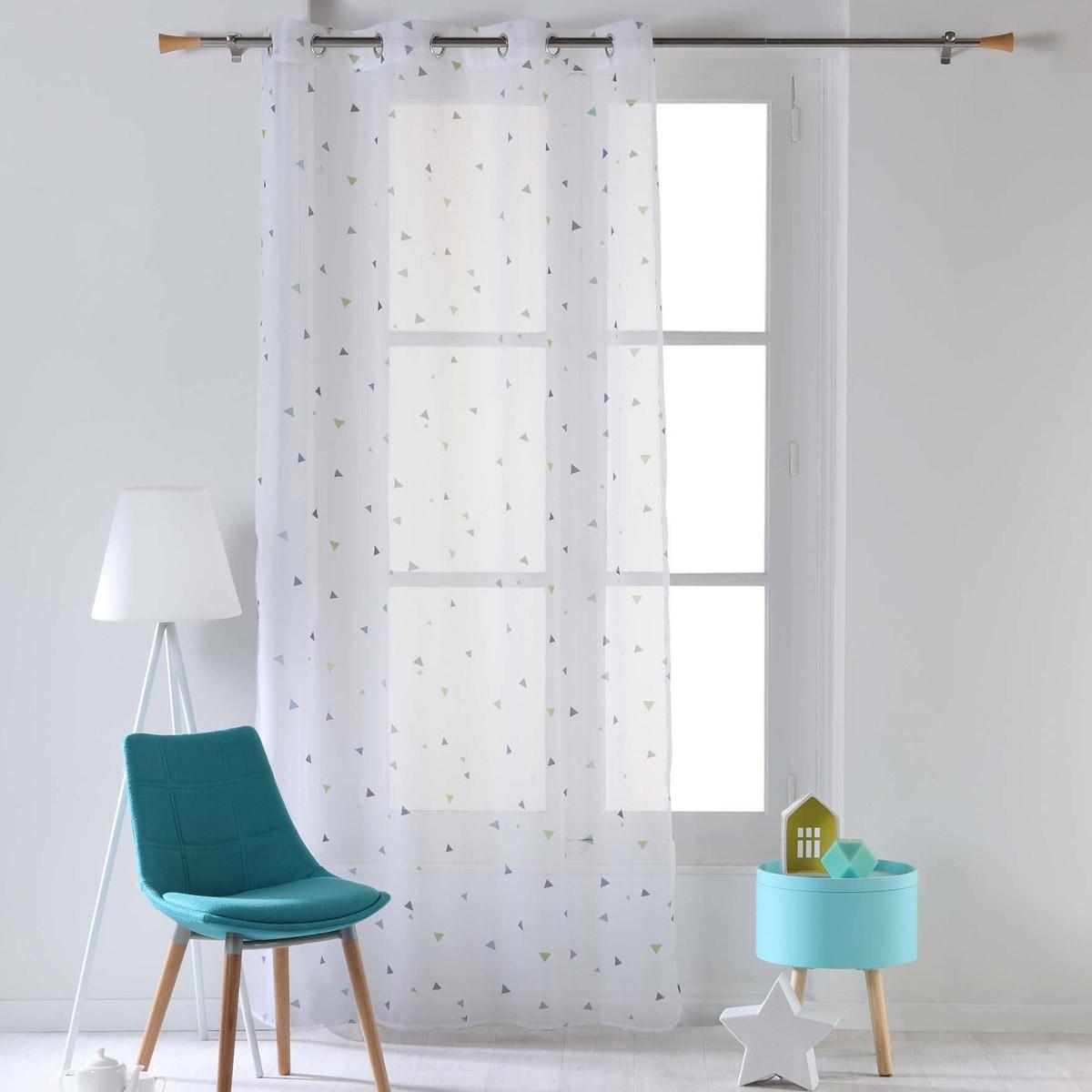Κουρτίνα (140×240) Trigone Bleu 1625303