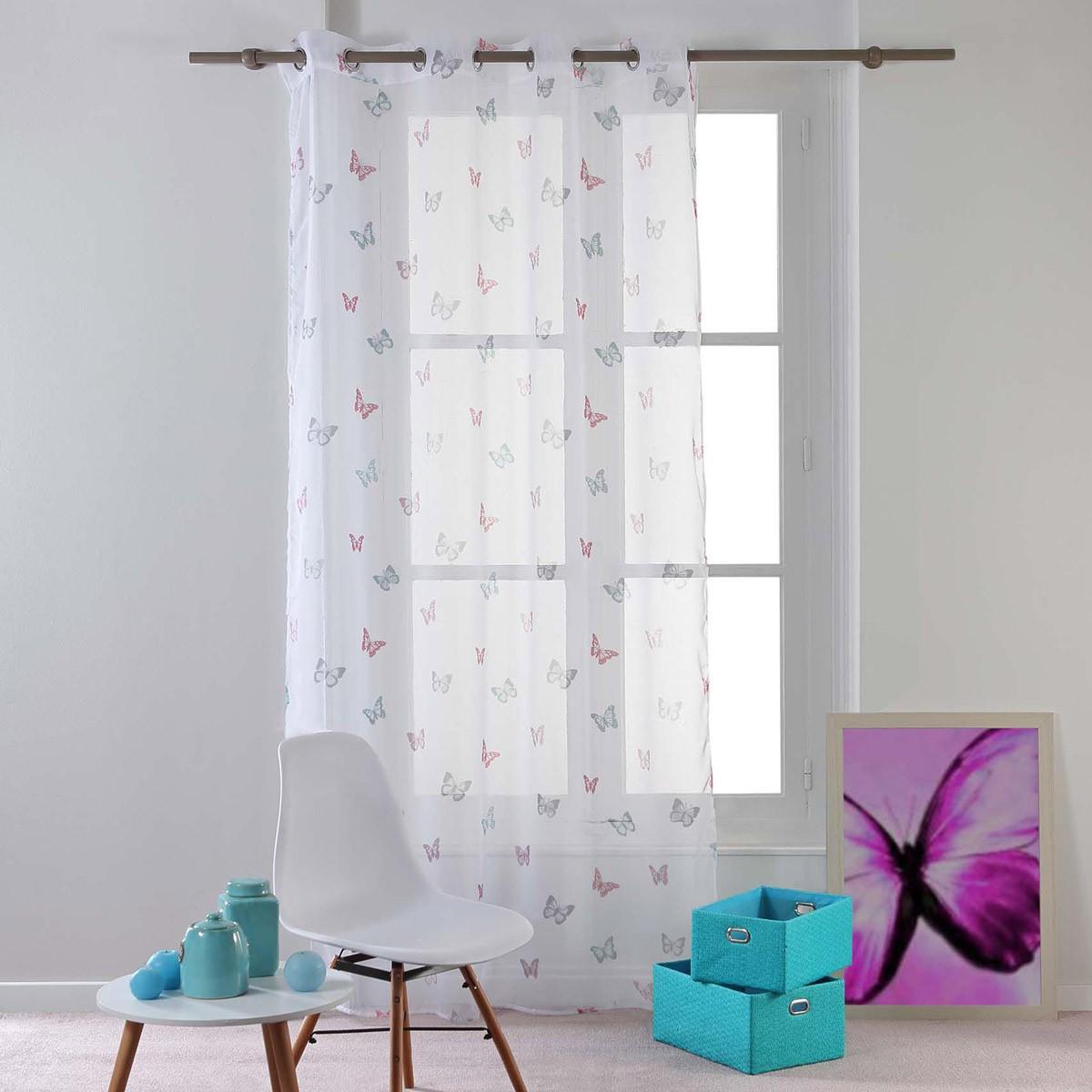 Κουρτίνα (140×240) Hesperia Pastel 1625361