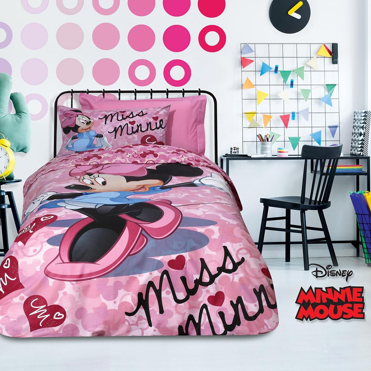 Σεντόνια Μονά (Σετ) Das Home Miss Minnie 5014 89779