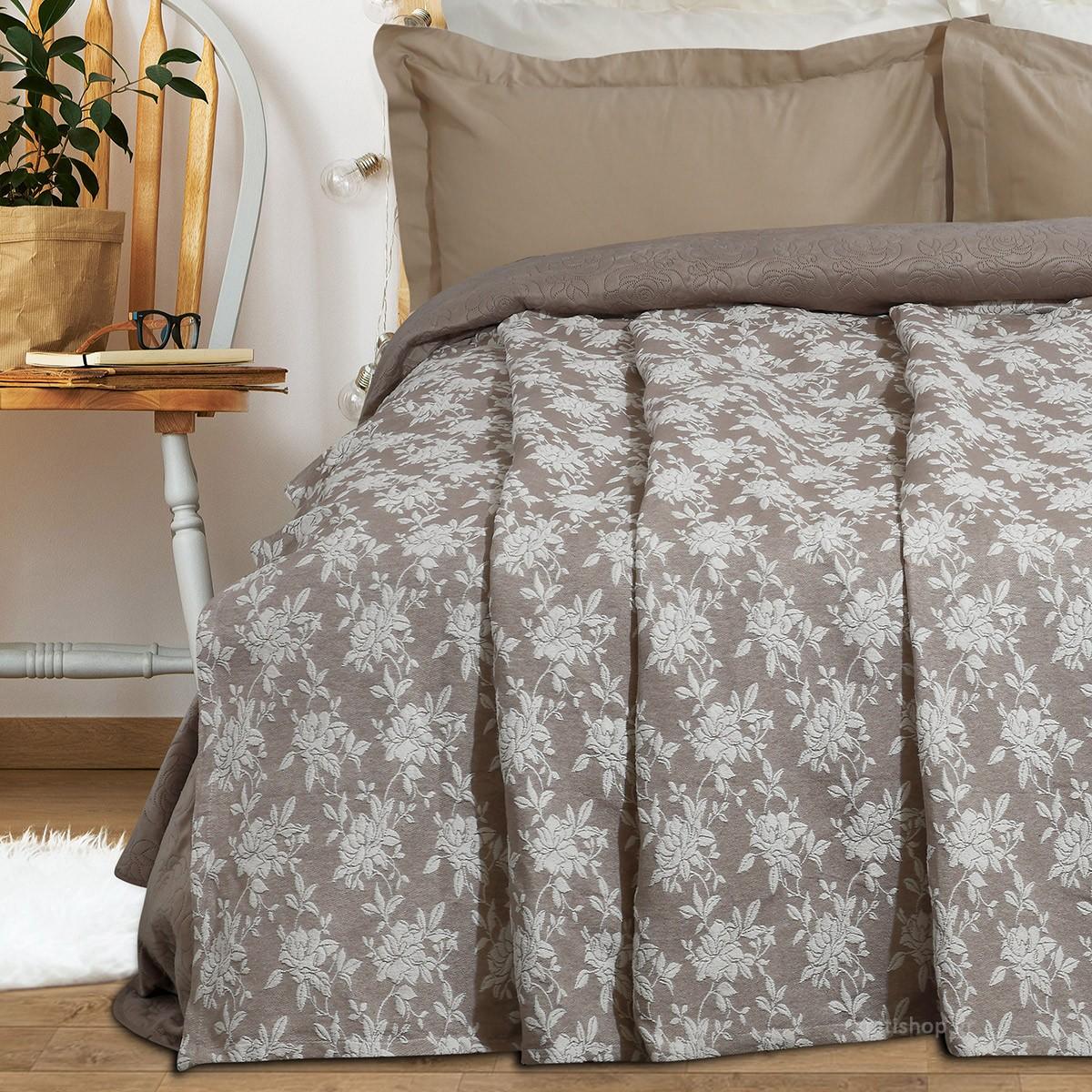 Κουβερτόριο Υπέρδιπλο Das Home Blanket Line 411 89825