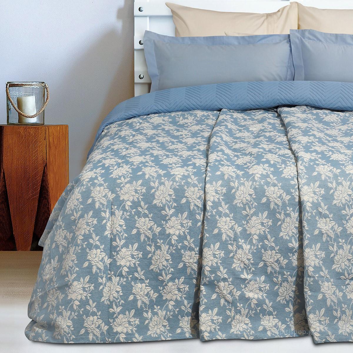 Κουβερτόριο Υπέρδιπλο Das Home Blanket Line 412 89826