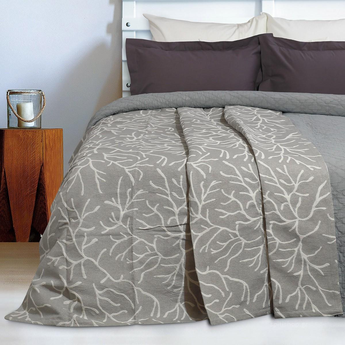 Κουβερτόριο Υπέρδιπλο Das Home Blanket Line 415 89829