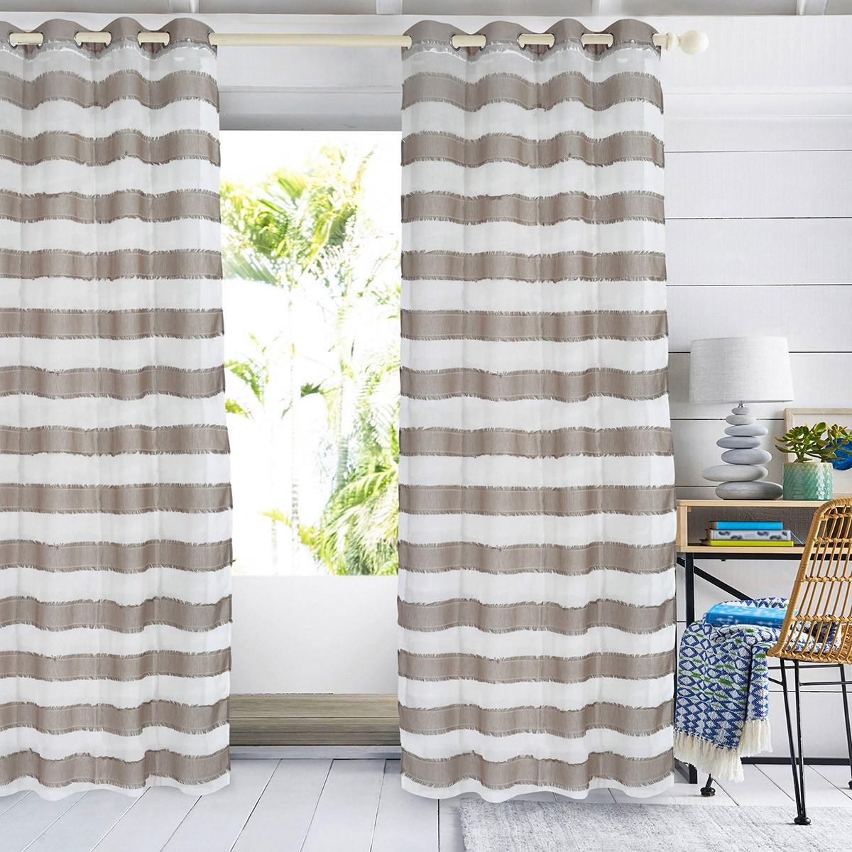 Κουρτίνα (140×260) Das Home 2171