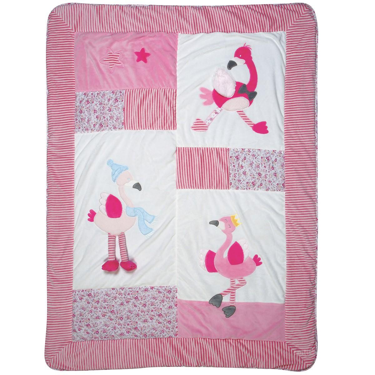 Κουβερλί Κούνιας (Σετ) Das Home Dream Embroidery 6464