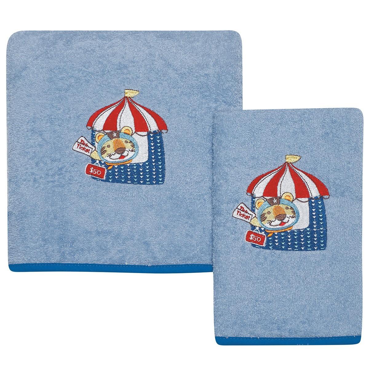 Βρεφικές Πετσέτες (Σετ 2τμχ) Das Home Smile 6456