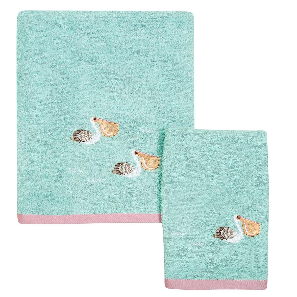 Βρεφικές Πετσέτες (Σετ 2τμχ) Das Home Fun Prints 6451 89987