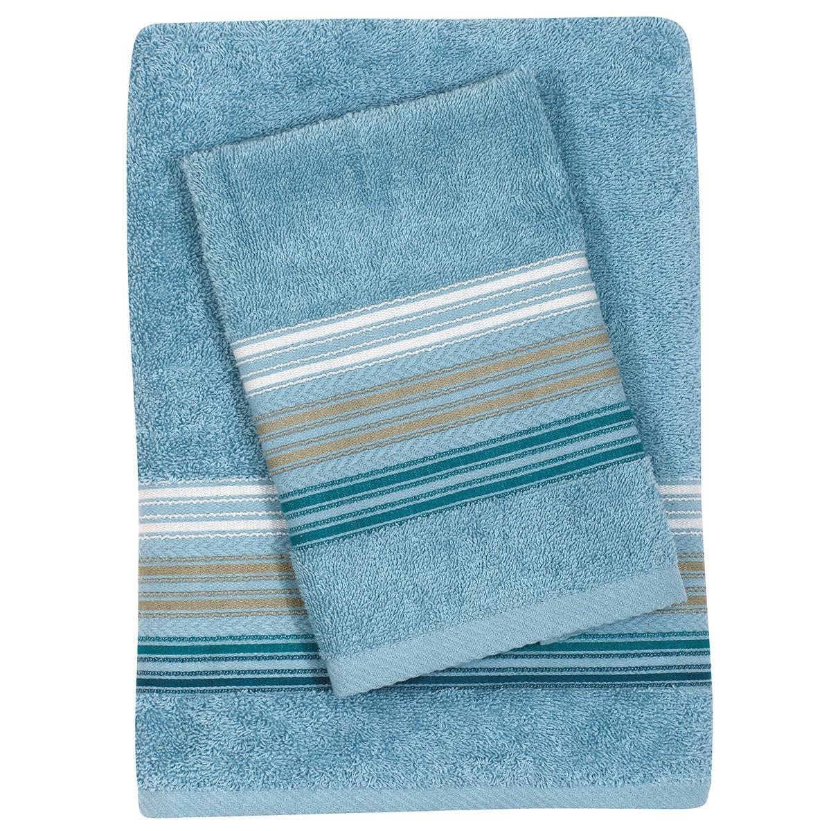 Πετσέτες Μπάνιου (Σετ 3τμχ) Das Home Best 344 89994