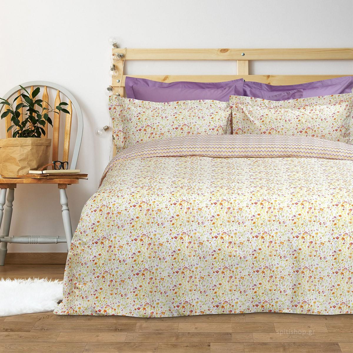 Κουβερλί Υπέρδιπλο Das Home Happy Line Prints 9411 home   κρεβατοκάμαρα   κουβερλί   κουβερλί υπέρδιπλα