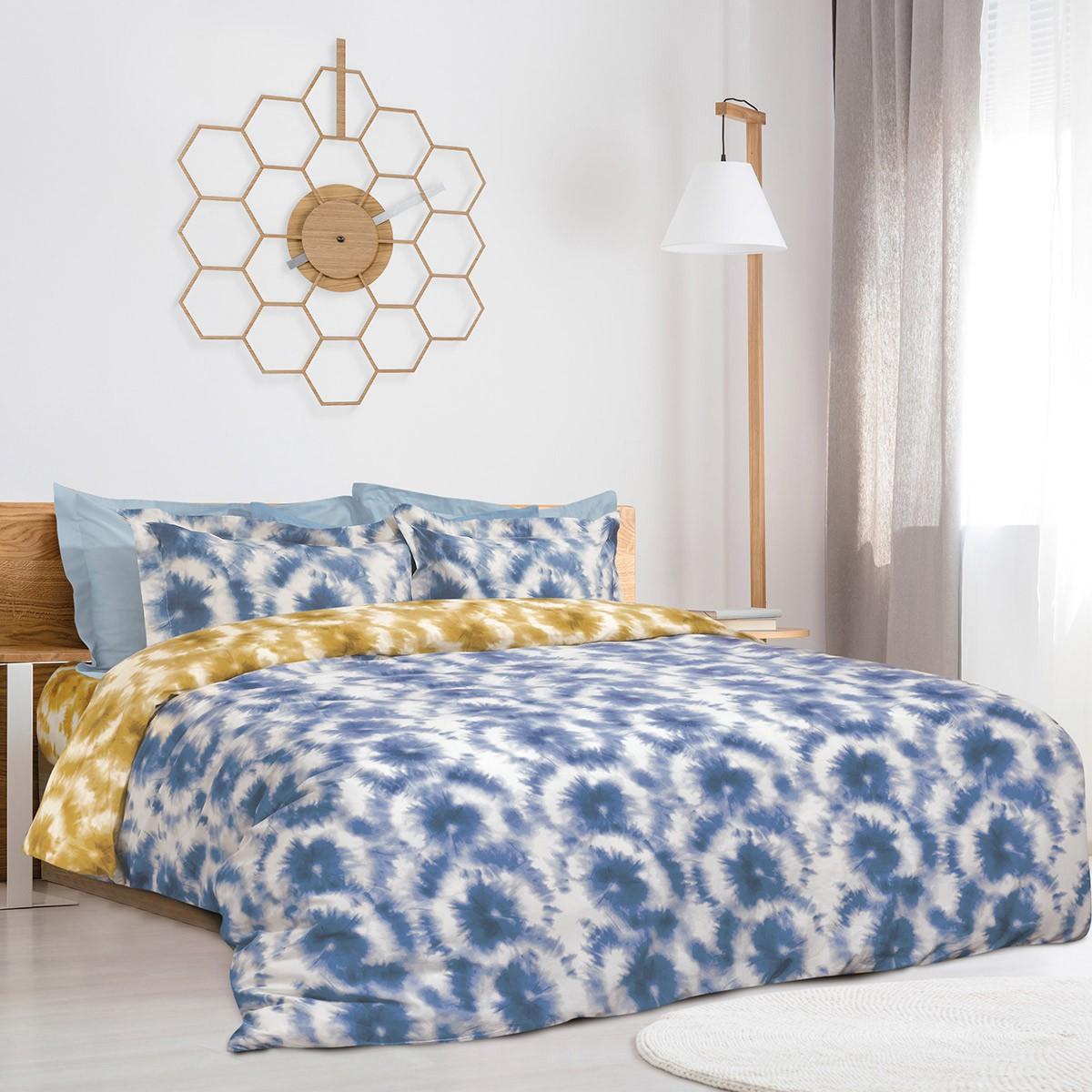 Κουβερλί Υπέρδιπλο Das Home Happy Line Prints 9413 home   κρεβατοκάμαρα   κουβερλί   κουβερλί υπέρδιπλα