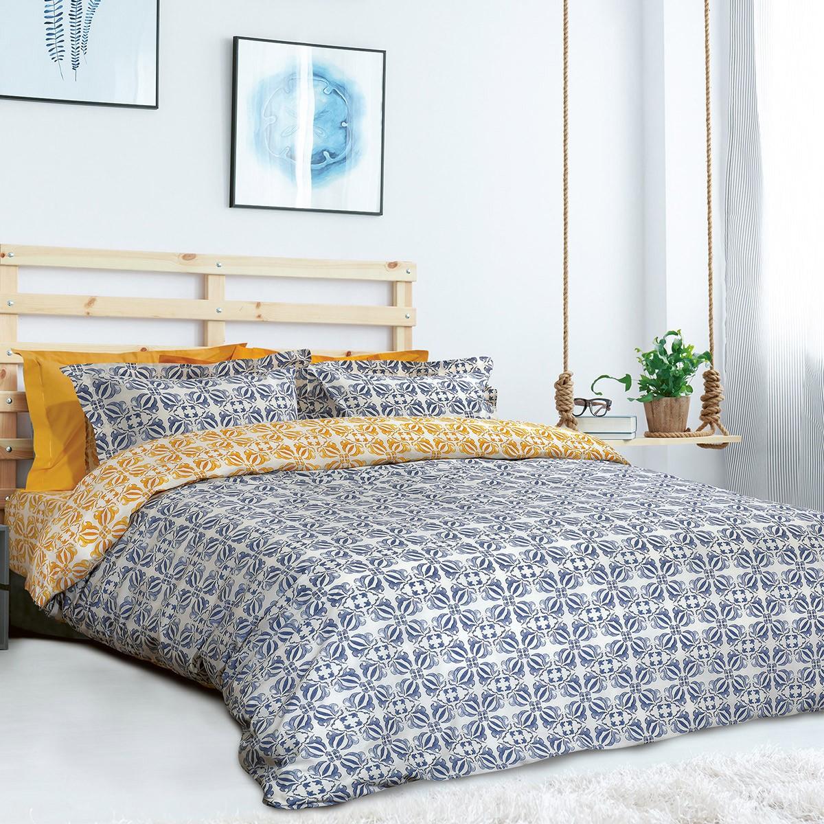 Κουβερλί Υπέρδιπλο Das Home Happy Line Prints 9418 home   κρεβατοκάμαρα   κουβερλί   κουβερλί υπέρδιπλα