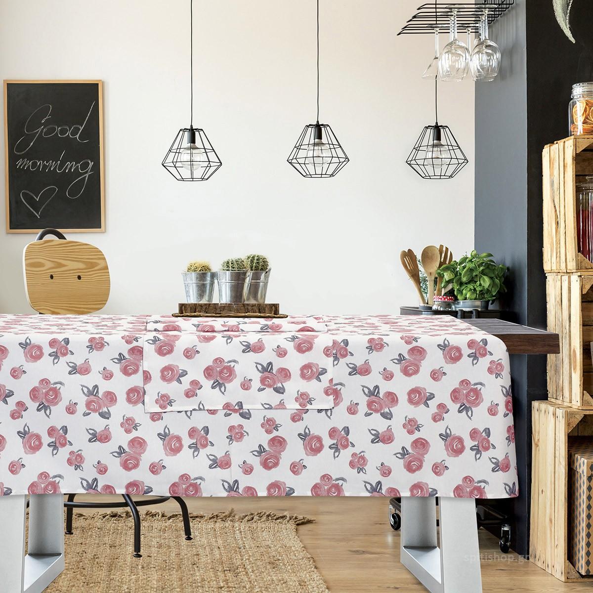 Τραπεζομάντηλο (140×140) Das Home Kitchen 555
