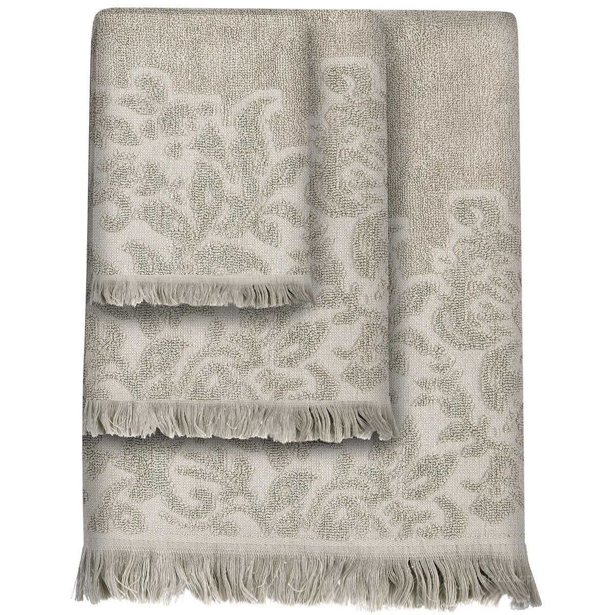 Πετσέτες Μπάνιου (Σετ 3τμχ) Das Home Simple 353