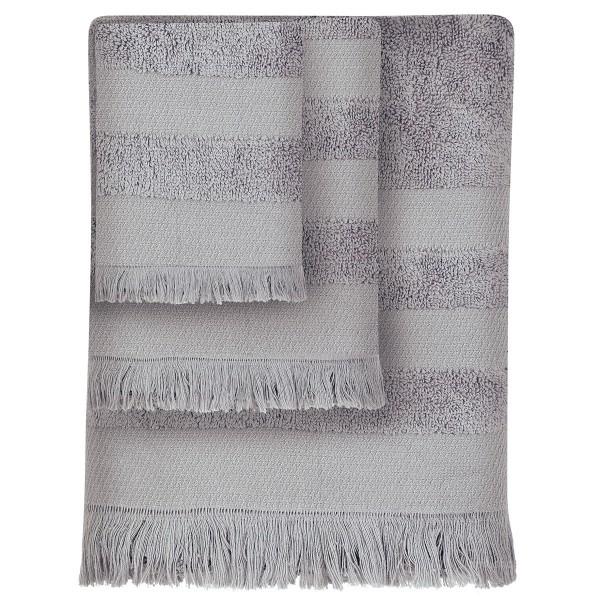Πετσέτα Προσώπου (50x100) Das Home Simple 348