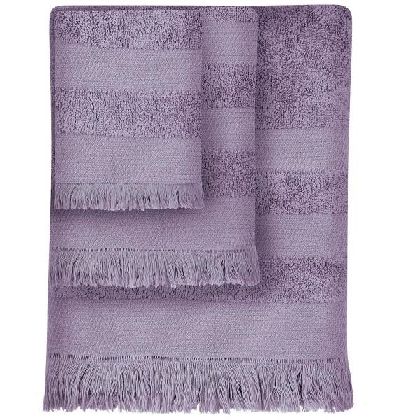 Πετσέτα Προσώπου (50x100) Das Home Simple 349