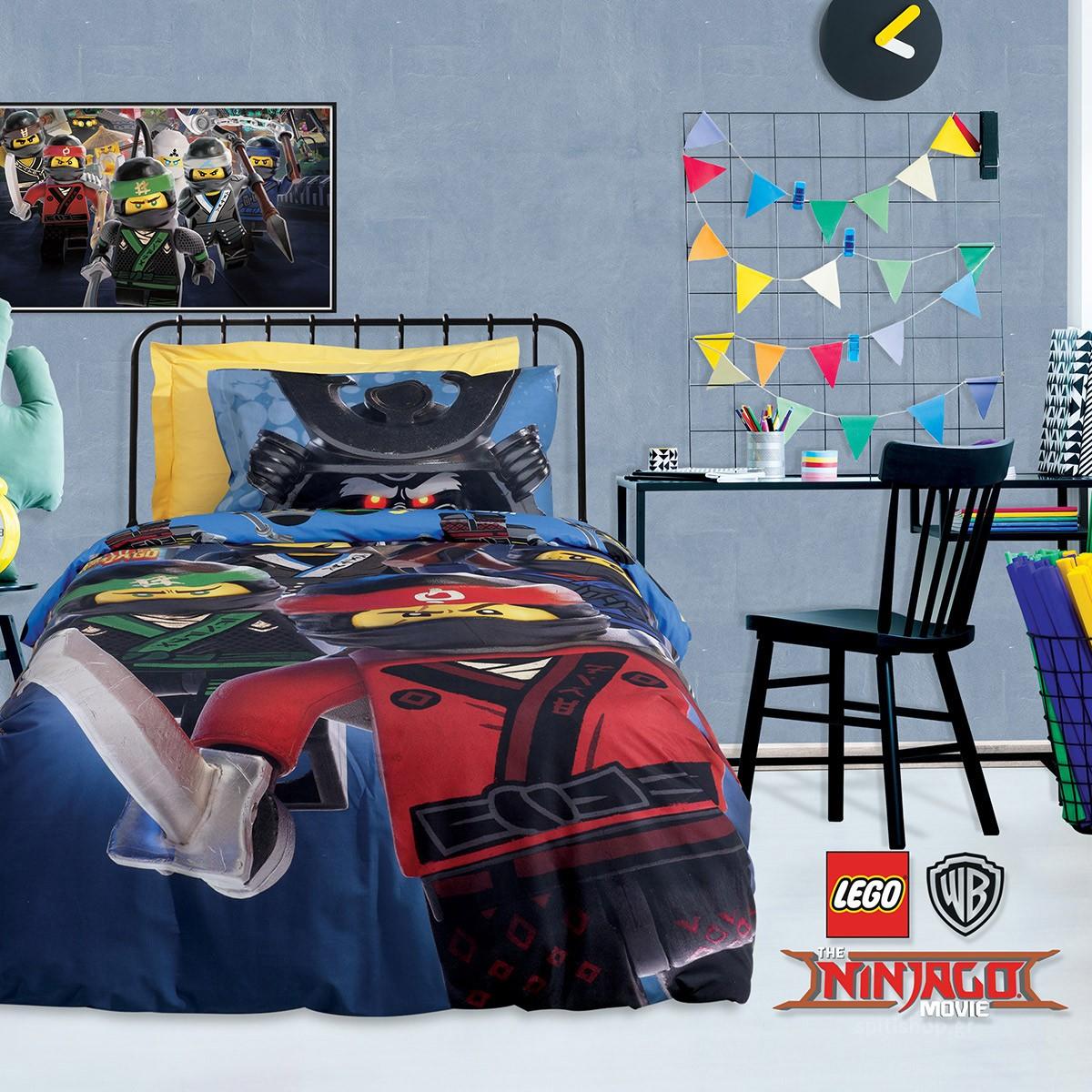 Κουβερλί Μονό (Σετ) Das Home Lego Ninjago 5008