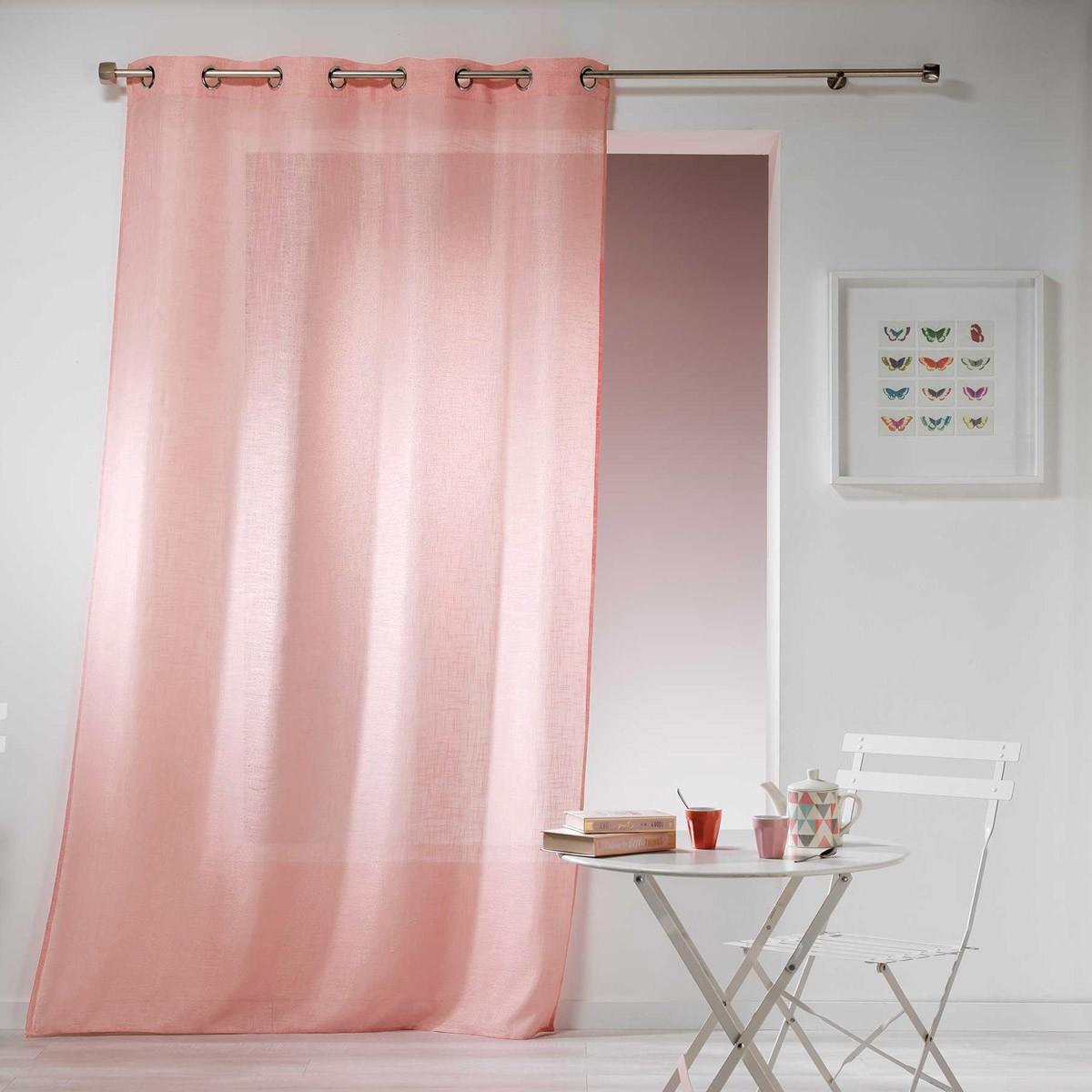 Κουρτίνα (140×240) Με Τρουκς Haltona Rose 1625230