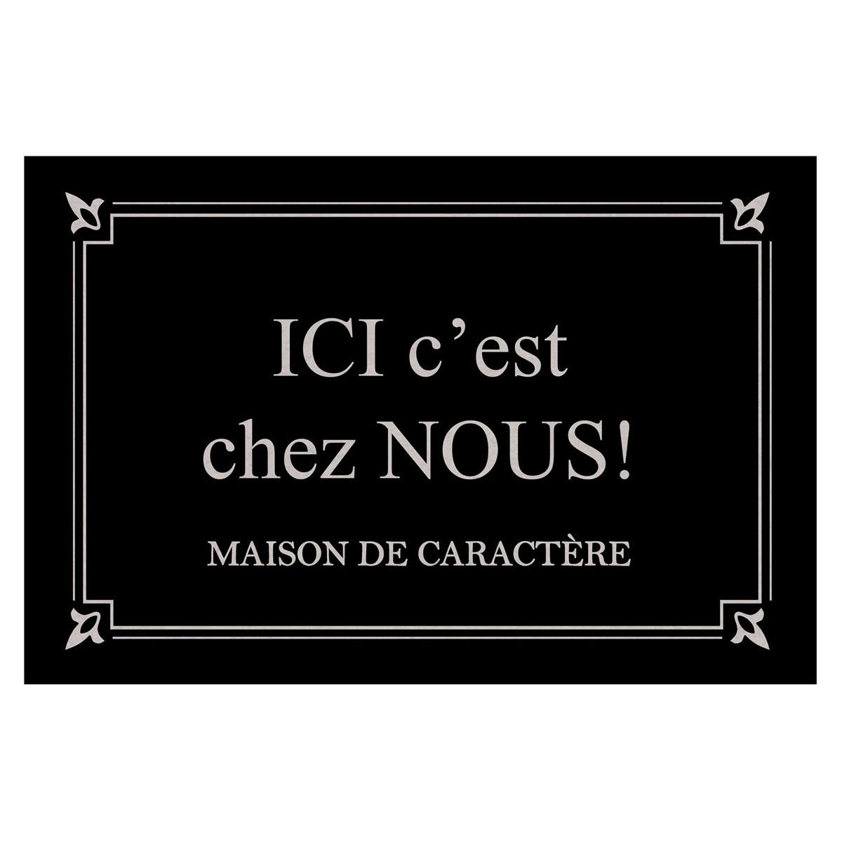 Πατάκι Εισόδου (40×60) Maison De Caractere 1740515