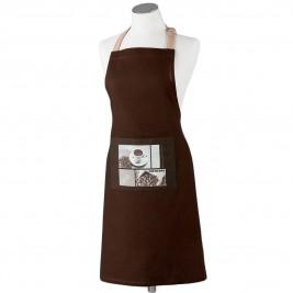 Ποδιά Κουζίνας Ristretto Brown 1730430