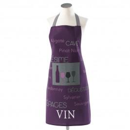 Ποδιά Κουζίνας Cave A Vin Purple 1730510