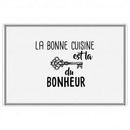 Σουπλά Cuisine Bonheur Blanc 1790270