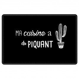 Σουπλά Cuisine Cactus Noir 1790272