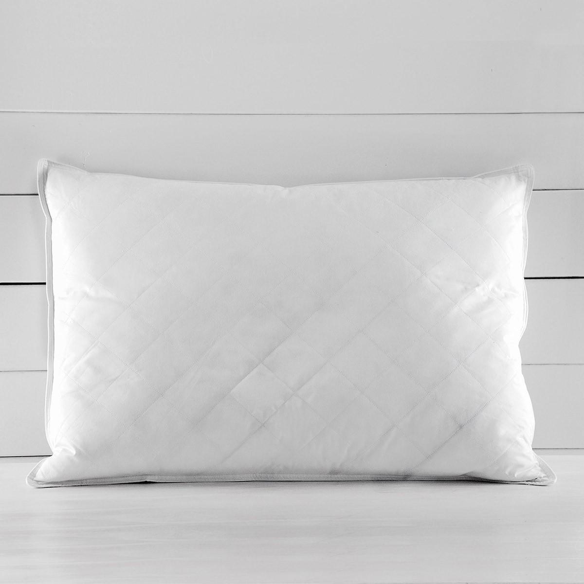 Μαξιλάρι Ύπνου Πουπουλένιο Rythmos 50/50