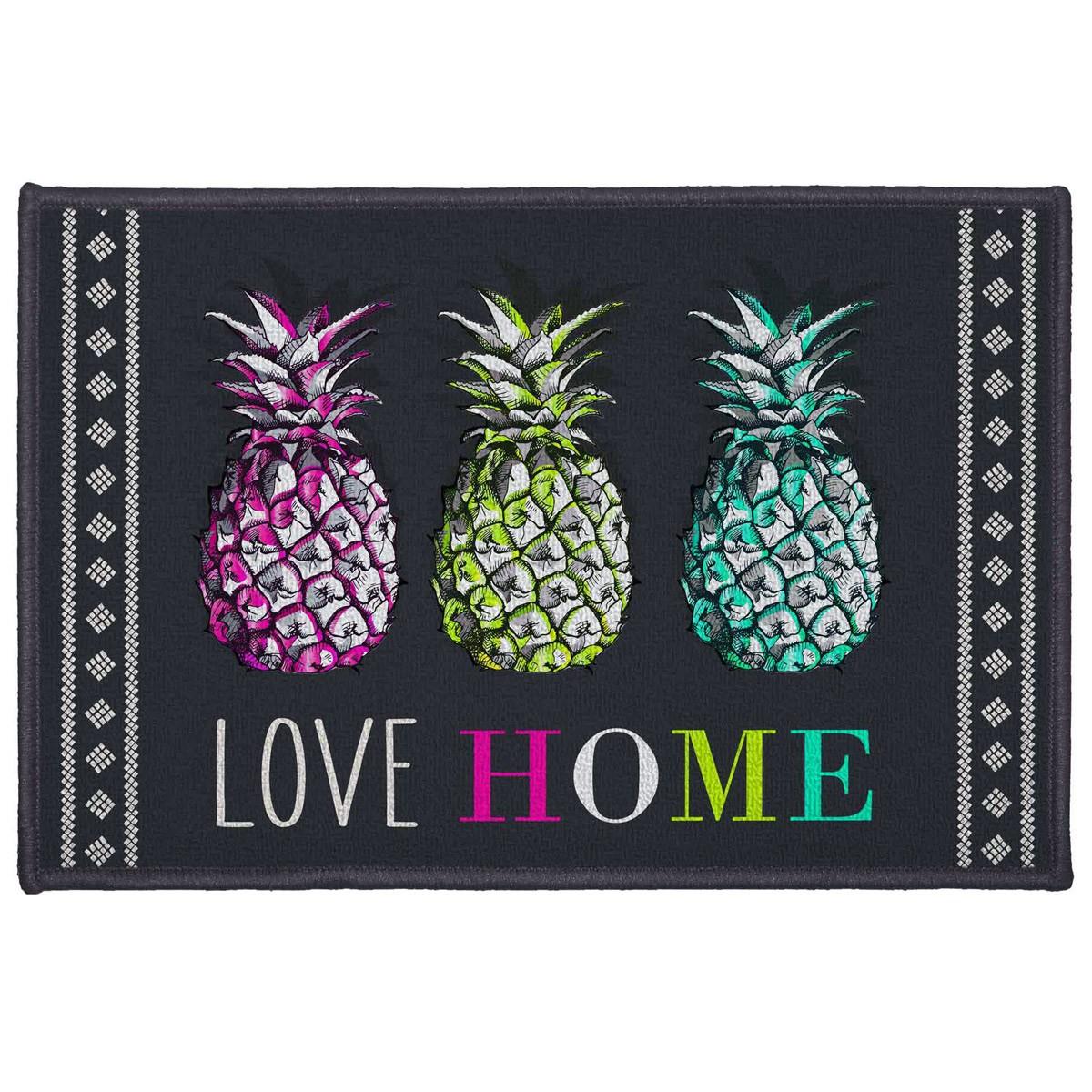 Πατάκι (40×60) Love Ananas 1740600 88016