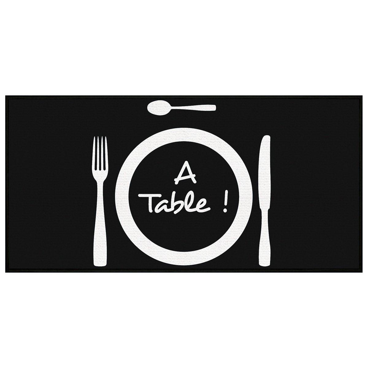 Χαλάκι Κουζίνας (57×115) A Table 1740305 87987