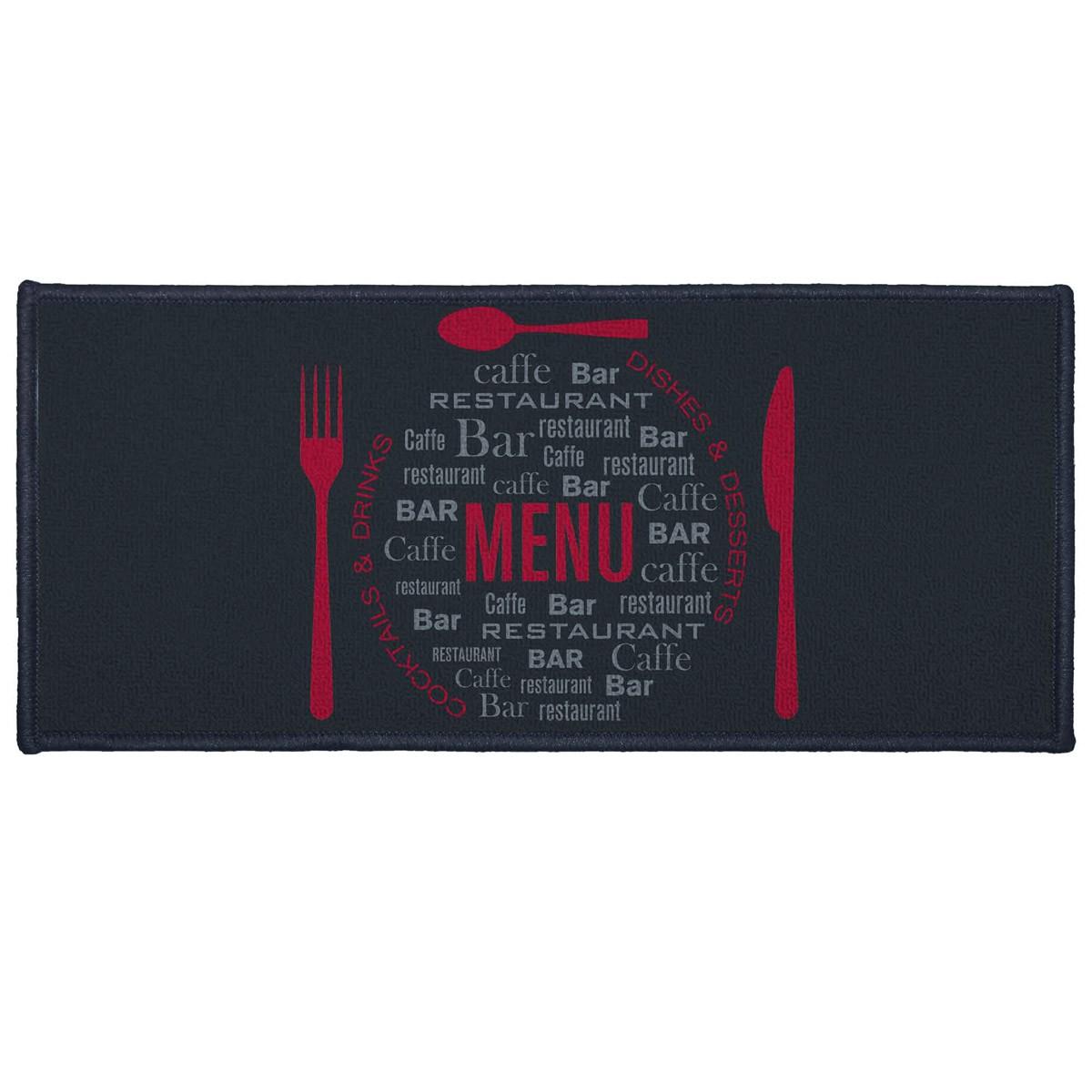 Χαλάκι Κουζίνας (50×120) Menu 1740525 88001