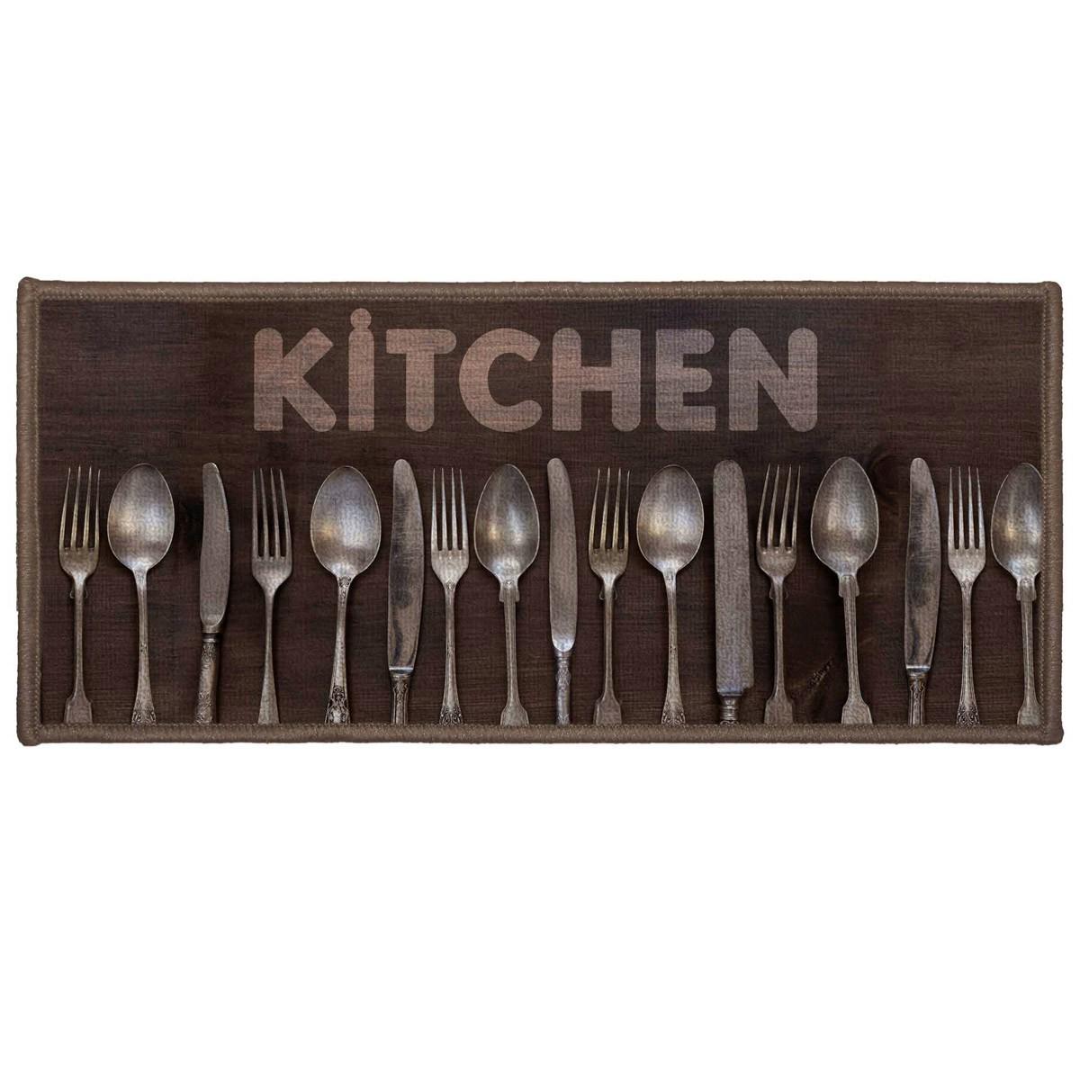 Χαλάκι Κουζίνας (50×120) Tradi Kitchen 1740534 88002