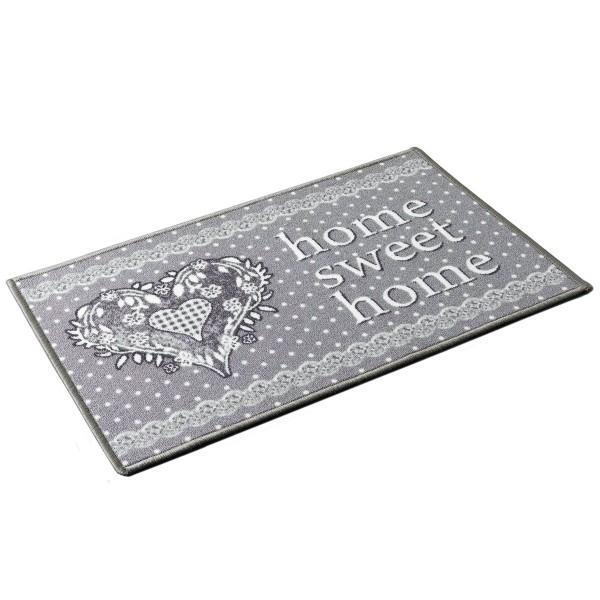 Χαλί Διαδρόμου (50x120) Home Love Gris 1740558