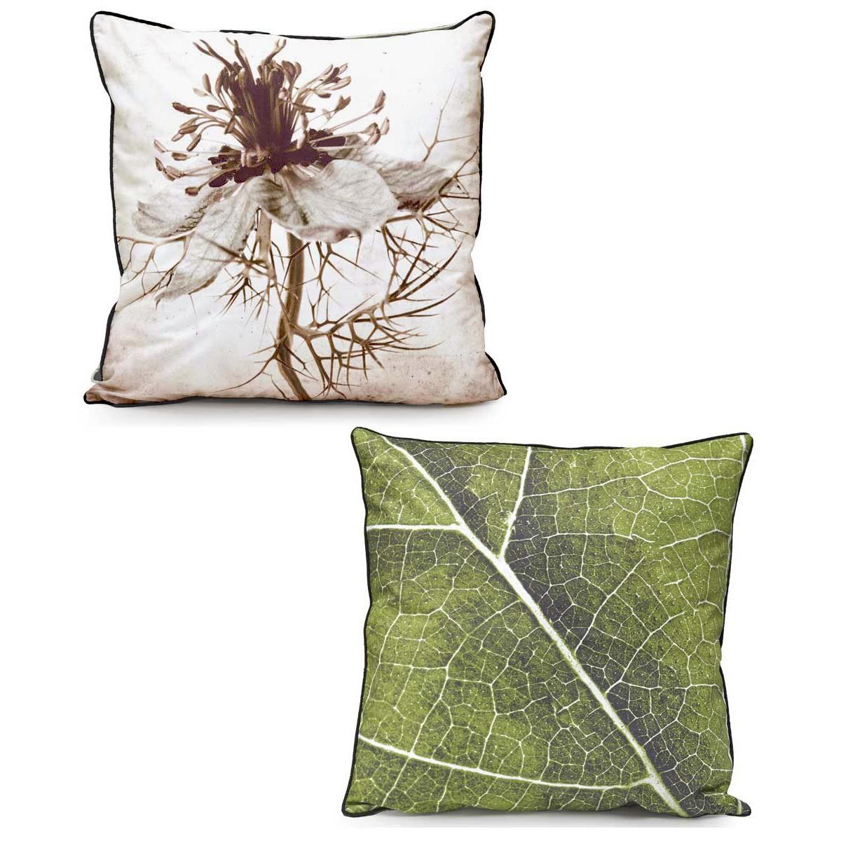 Διακοσμητική Μαξιλαροθήκη 2 Όψεων Kentia Loft 01 home   κρεβατοκάμαρα   διακοσμητικά μαξιλάρια