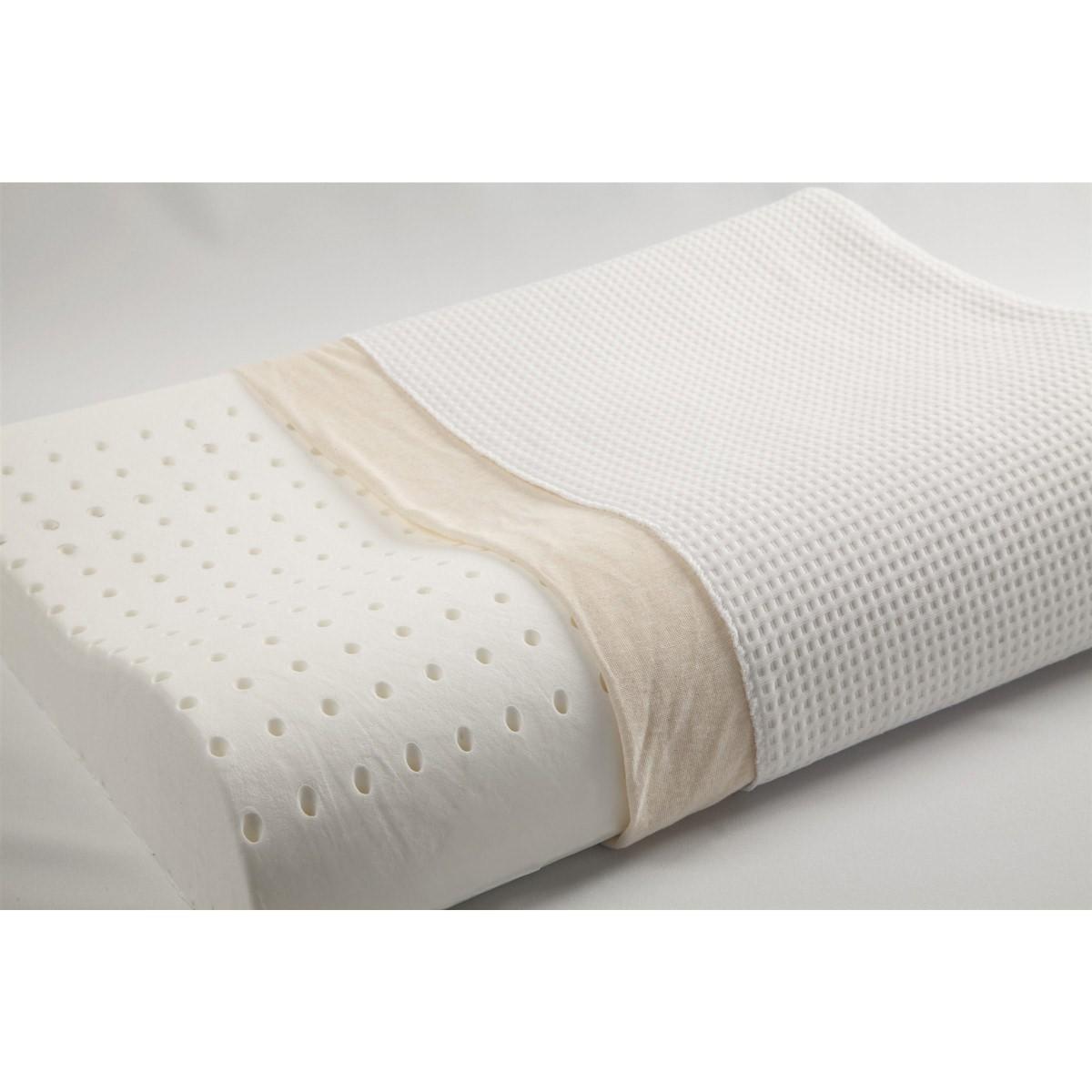 Μαξιλάρι Ύπνου Ορθοπεδικό (30×46) La Luna Relif Orthopedic