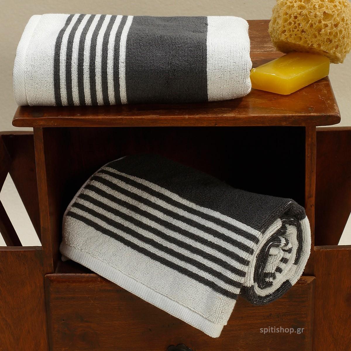 Πετσέτα Προσώπου (50×90) Sb Home Lida