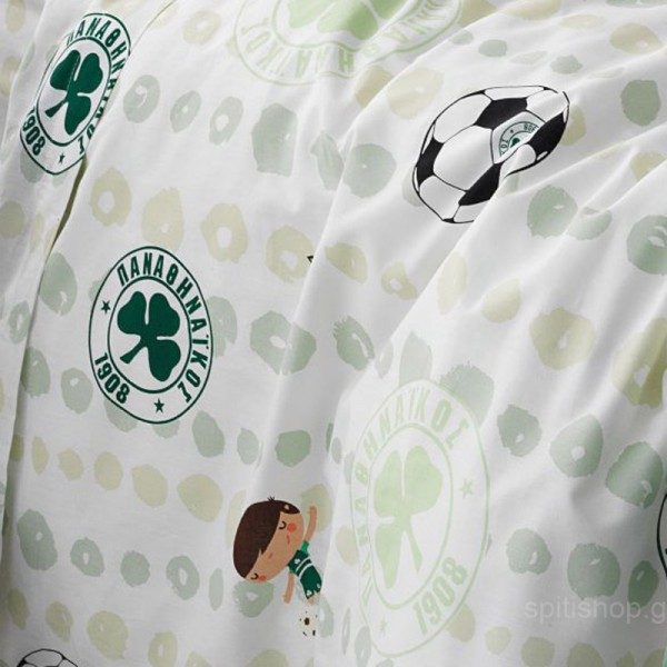 Σεντόνια Μονά (Σετ) Palamaiki Panathinaikos FC6