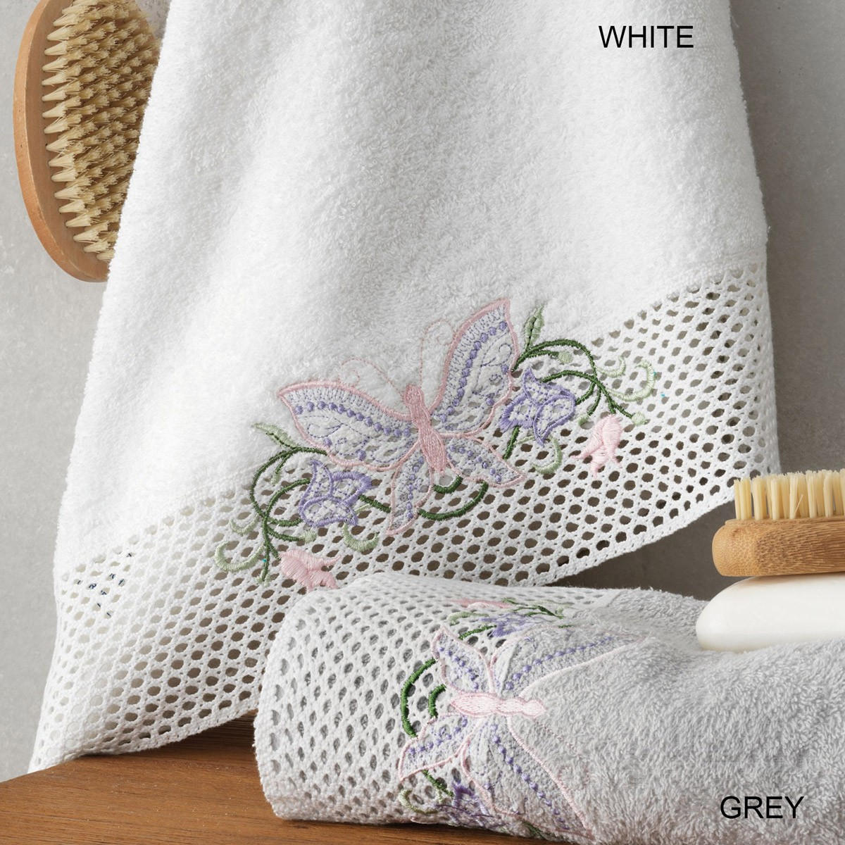 Πετσέτες Μπάνιου (Σετ 3τμχ) Palamaiki Diken home   μπάνιο   πετσέτες μπάνιου