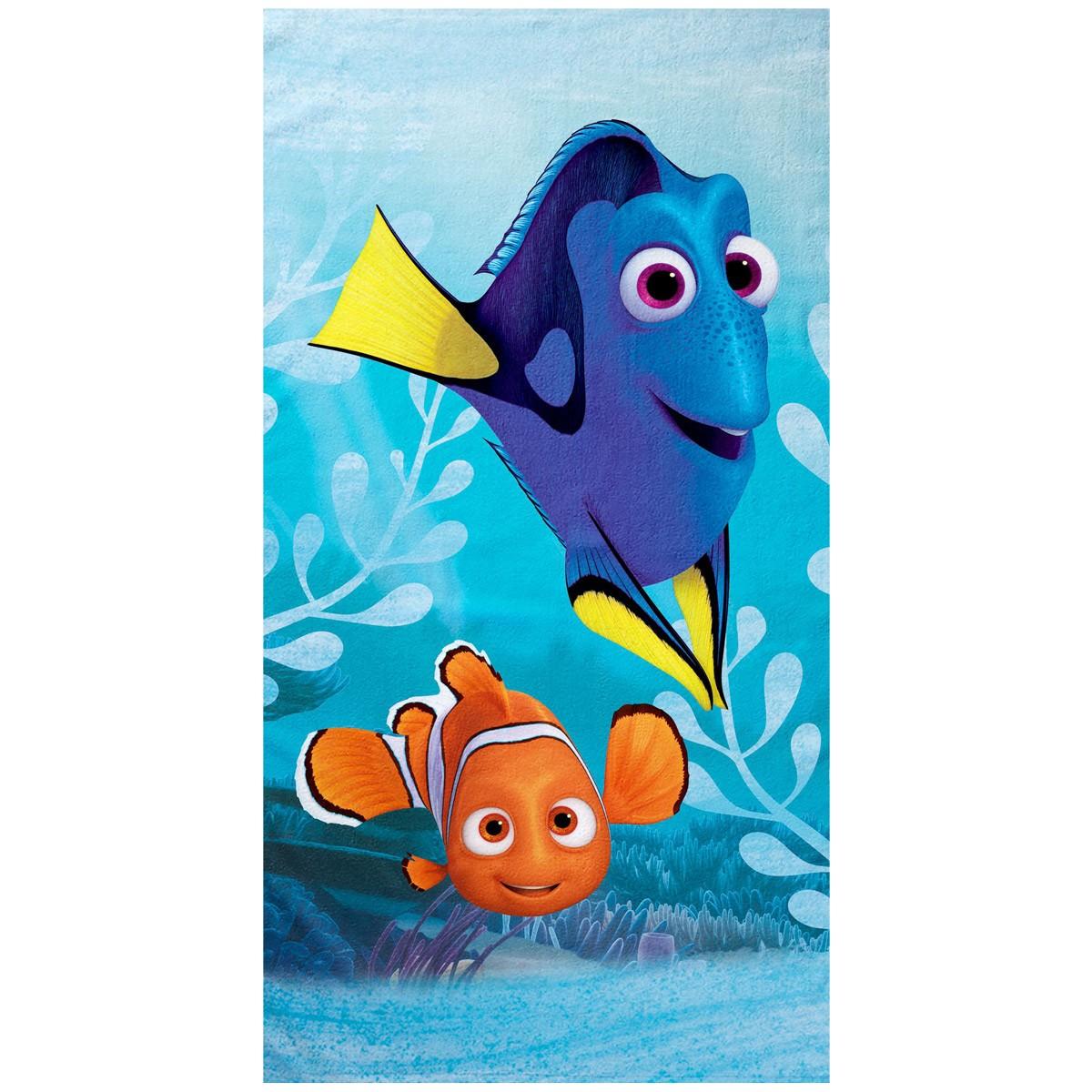 Παιδική Πετσέτα Θαλάσσης Palamaiki Disney Dory