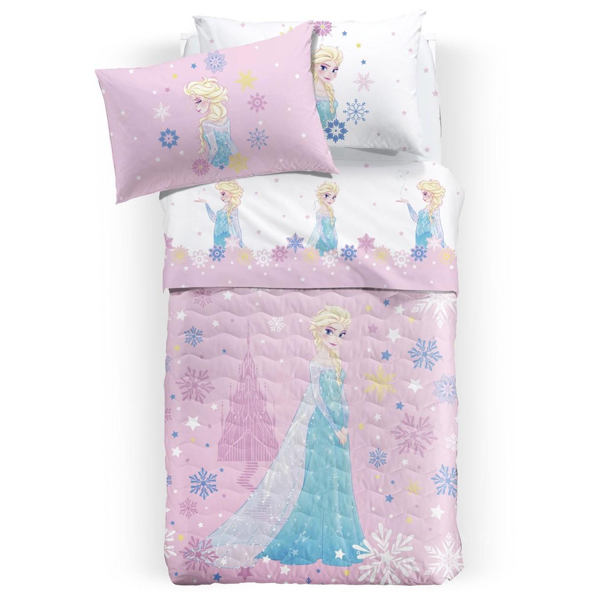 Κουβερλί Μονό Palamaiki Disney Frozen Magia