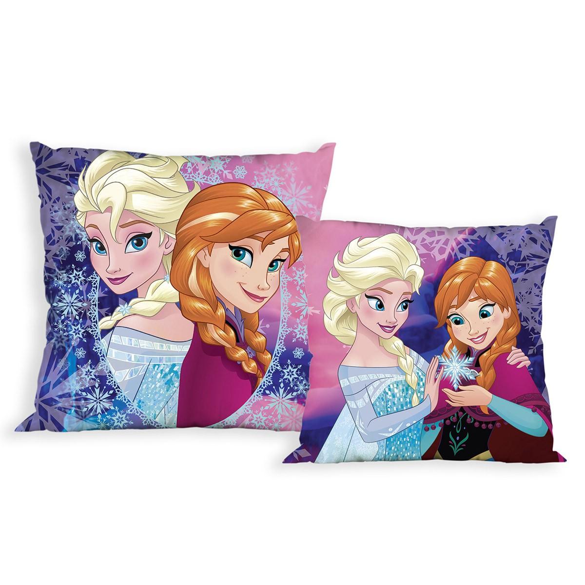 Διακοσμητικό Μαξιλάρι 2 Όψεων Dim Collection Frozen 09