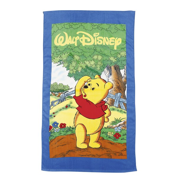 Παιδική Πετσέτα Θαλάσσης Dimcol Winnie