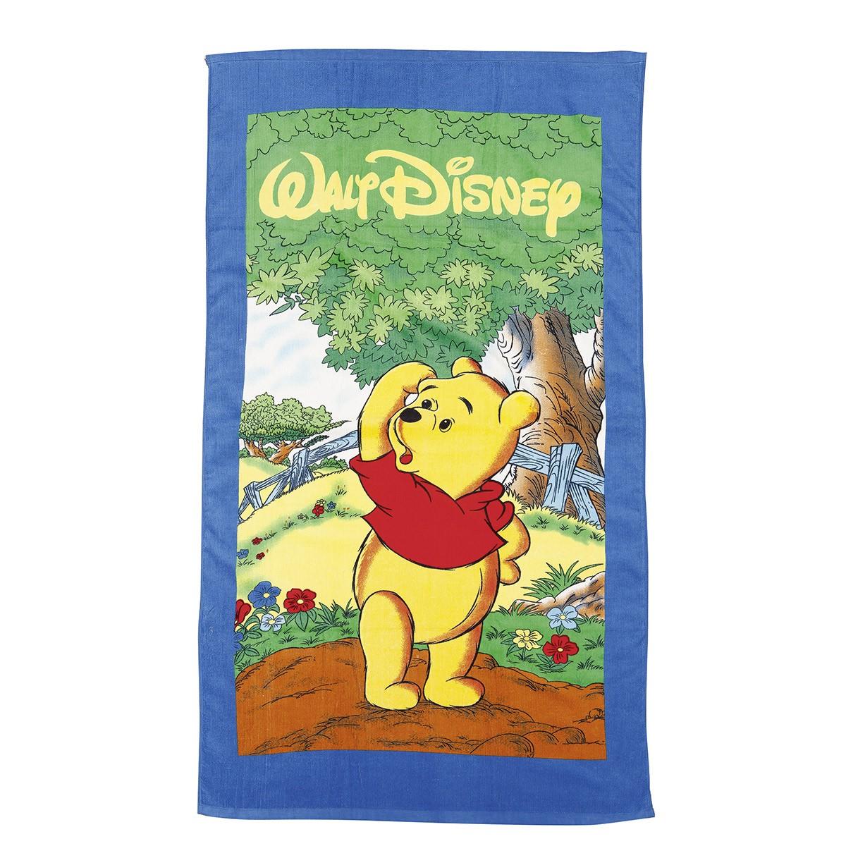 Παιδική Πετσέτα Θαλάσσης Dim Collection Winnie