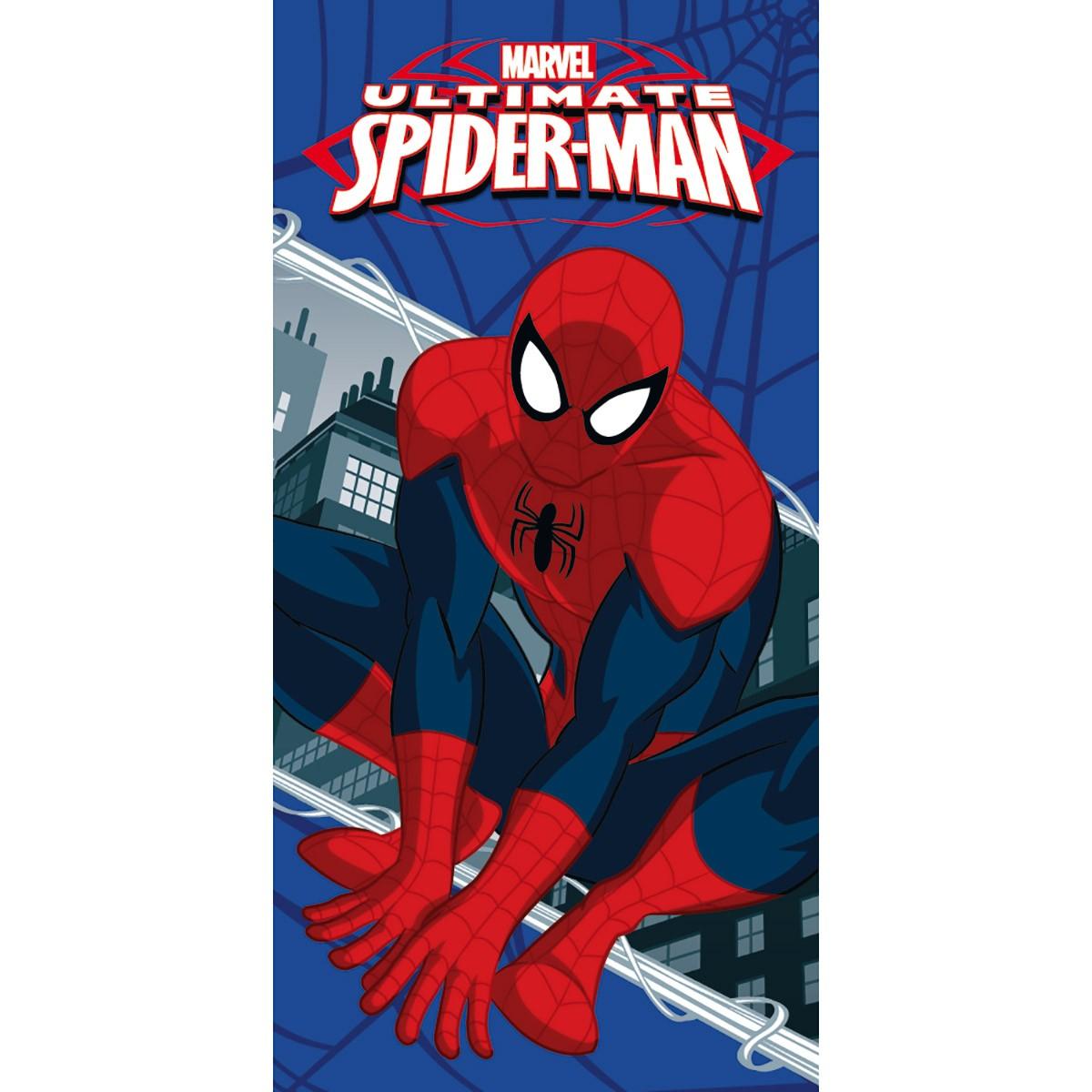 Παιδική Πετσέτα Θαλάσσης Dim Collection Spiderman 06