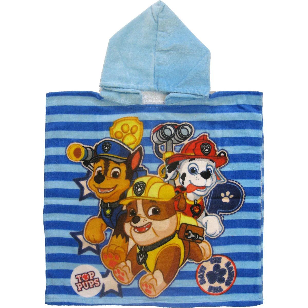 Παιδικό Πόντσο Dim Collection Paw Patrol 02