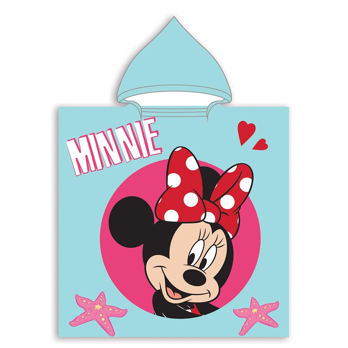 Παιδικό Πόντσο Dim Collection Minnie 022