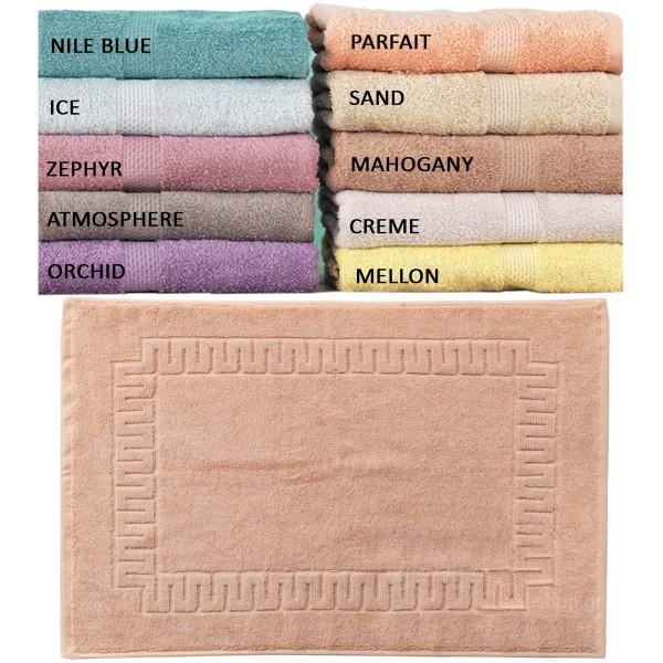 Πετσέτες Μπάνιου (Σετ 3τμχ) + Πατάκι Palamaiki Geo
