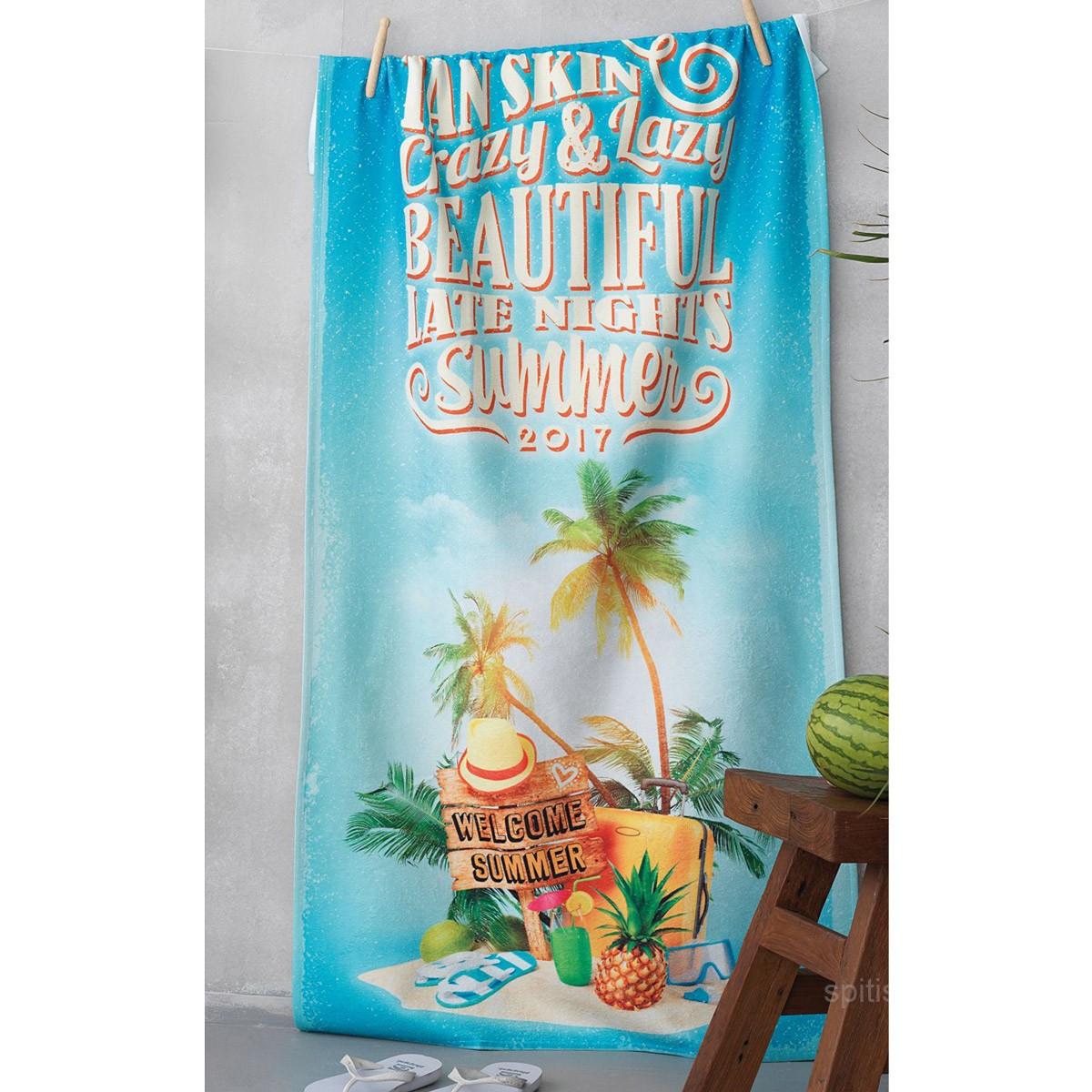 Πετσέτα Θαλάσσης Palamaiki YH055 home   θαλάσσης   πετσέτες θαλάσσης ενηλίκων